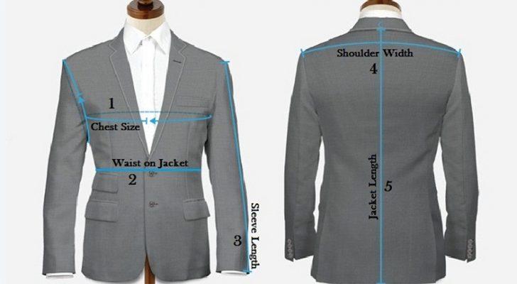 Cách chọn size áo cho nam giới